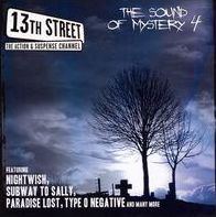 13th Street the Action & Suspense Channel: The Sound of Mystery, Vol. 4