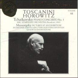 Tchaikovsky: Piano Concerto No. 1 / Mussorgsky: Pictures at an Exhibition