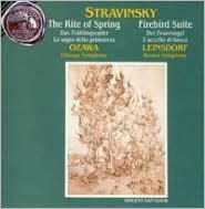 Stravinsky: The Rite of Spring, The Firebird, etc.