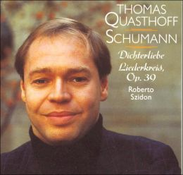 Schumann: Dichterliebe, Liederkreis, etc.