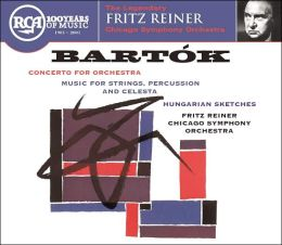 Bartok: Concerto for Orchestra, etc.