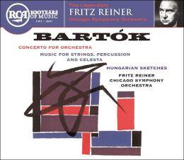 Bartok: Concerto for Orchestra, etc.