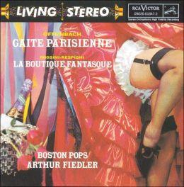 Offenbach: Gaite Parisienne; Rossini-Respighi: La Boutique Fantasque