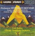 CD Cover Image. Title: Alan Hovhaness: Mysterious Mountain; Sergei Prokofiev: Lieutenant Kij Suite; Igor Stravinsky: The Fairy's Kiss, Artist: Fritz Reiner
