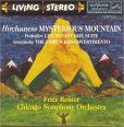 CD Cover Image. Title: Alan Hovhaness: Mysterious Mountain; Sergei Prokofiev: Lieutenant Kij� Suite; Igor Stravinsky: The Fairy's Kiss, Artist: Fritz Reiner