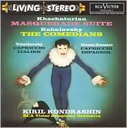 Khachaturian: Masquerade Suite; Kabalevsky: The Comedians