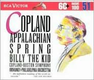 Copland: Billy the Kid; Appalachian Spring