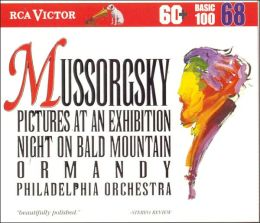 Mussorgsky: Pictures at an Exhibition, Night on Bald Mountain, etc.