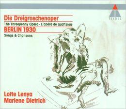Die Drelgroschenoper; Berlin 1930