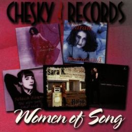 Women of Song [Chesky]