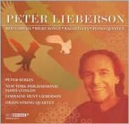 Peter Lieberson: Red Garuda; Rilke Songs; Bagatelles; Piano Quintet