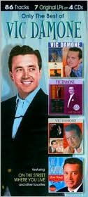 Only the Best of Vic Damone