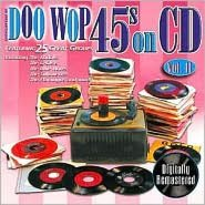 Doo Wop 45s on CD, Vol. 11