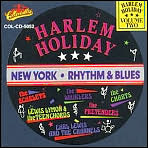 Harlem Holiday: New York Rhythm & Blues, Vol. 2