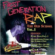 First Generation Rap: The Old School, Vol. 1