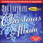 Ultimate Christmas Album, Vol. 5: Oldies 104.3