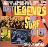 Lost Legends of Surf Guitar: Shockwave