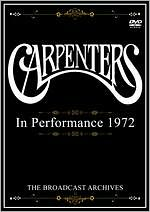 Carpenters: In Performance 1972