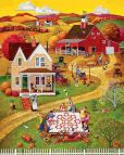 Product Image. Title: Quilting Bee's 500 Piece Puzzle