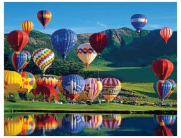 Balloon Bonanza 1000 Piece Jigsaw Puzzle