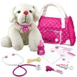 Barbie Pet Doctor Hug 'n Heal - White Lab