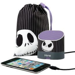 KIDdesigns DJ-M63 Jack Nightmare Portable Rechargeable Speaker