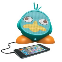 KIDdesigns DF-M66 Phineas & Ferb Speaker