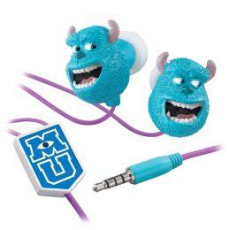 Monsters University MU-113 James P. Sullivan Earbuds