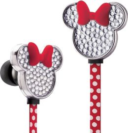 Disney MF-M18.2 Minnie Fashion Earphones
