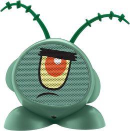 SpongeBob SB-M66P Plankton Rechargeable Character Speaker