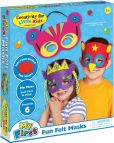 Product Image. Title: My First Fun Felt Mask Kit