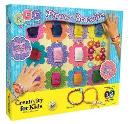 BFF Flower Bracelets