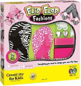 Flip Flop Fashions Creativity Set