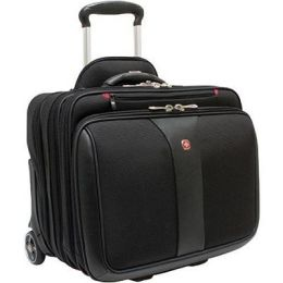 Swiss Gear By Wegner WA-7953-02F00 Wenger Patriot Wheeled Computer Case