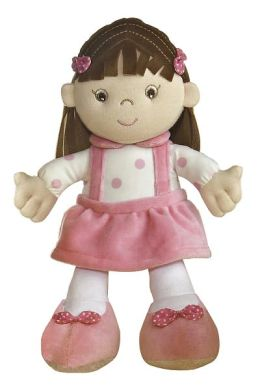 My Dolly Olivia 10 inch Plush Doll