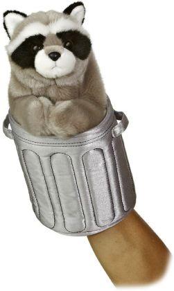 Raccoon Pop up Puppet