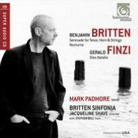Benjamin Britten: Serenade for Tenor, Horn & Strings