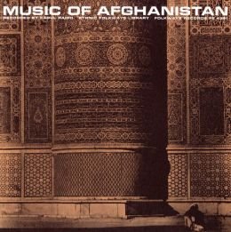 Music of Afghanistan [Folkways]