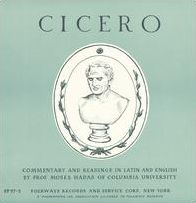 Cicero: Commentary & Readings in Latin and English