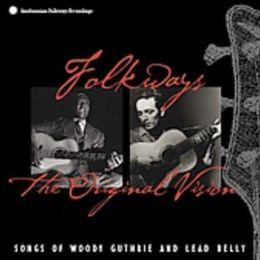 Folkways: The Original Vision [Bonus Tracks]
