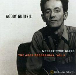Muleskinner Blues: The Asch Recordings, Vol. 2