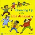 CD Cover Image. Title: Growing Up With Ella Jenkins, Artist: Ella Jenkins