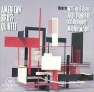 Works By Bolcom/Druckman/Shapey/Wright