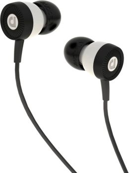 Audiofly AF45 In-Ear Headphone with Mic - White Knight