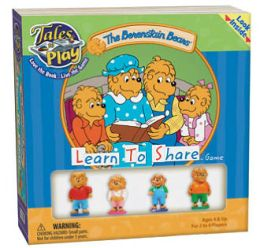 Tales to Play - The Berenstein Bears Dice Game