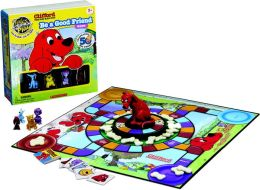 Clifford Be a Good Friend Game