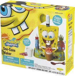 Sponge Bob Sno-Cone Maker