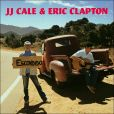 CD Cover Image. Title: The Road to Escondido, Artist: J.J. Cale