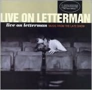 Live on Letterman: Music from the Late Show