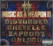 Music as a Weapon II [CD & DVD]